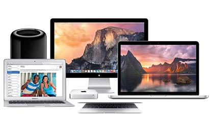 macbook bilgisayar alanlar